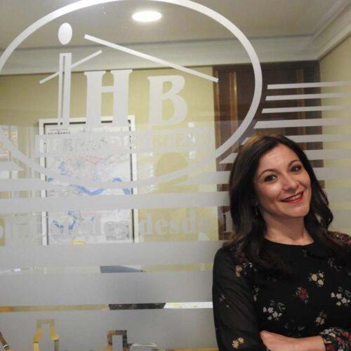 Patricia Iglesias - Inmobiliaria Hernández Bueno Salamanca